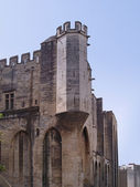 The Popes' palace in Avignon, France — Stock Photo