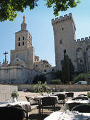Festival d'Avignon — Stock Photo