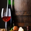 Food and wine — Stock Photo #10958313