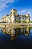 Berlino di reichstag — Foto Stock