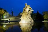 Mamayev monument, Volgograd, Russia — Stock Photo