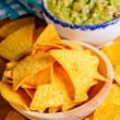 Stock Photo: Nacho chips