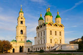 Astrakhan kremlin in Russia — Stock Photo