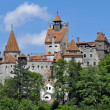 Bran castle - Stock Photo