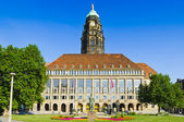 City hall dresden — Stockfoto