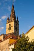 Sibiu, Roumanie — Photo