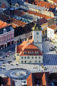 Brasov, Transylvania, Romania — Stock Photo