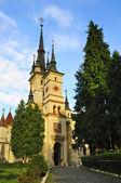 Igreja de São Nicolau em brasov — Fotografia Stock