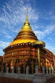 Wat Phra That Lampang Luang — Stock Photo