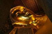 Phra Buddhasaiyas Wat Pho — Stock Photo
