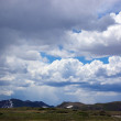 Continental Divide Clouds — Stock Photo #10741903