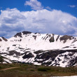 Snowy Basin — Stock Photo