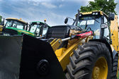 A tractor — Stock Photo