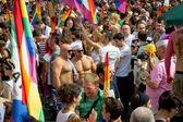 Gay pride — Stock Photo
