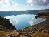 Kleifarvatn lake — Stock Photo