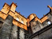 San Benito monastery in Alcantara — Stock Photo