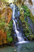 Waterfall in Acor mountain — Stock Photo
