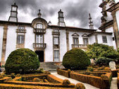 Mateus palace in Vila Real — Stock Photo