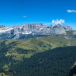 Dolomites mountains landscape — Stock Photo #10966931