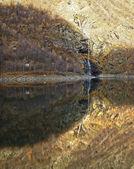 Antrona's lake, Piedmont - Italy — Stock Photo