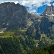 Mount Mulaz and the Top of Focobon, Dolomites — Stock Photo