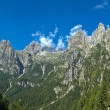 Val Canali, Pale di San Martino - Dolomites — Stock Photo