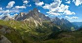 Cimon della Pala, Dolomites - Italy — Stock Photo