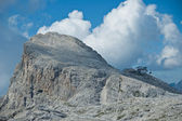 Pale di San Martino highland, Dolomites — Stock Photo