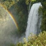 Waterfall Marmore - Italy — Stock Photo #11413591