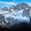 Stock Photo: Dachstein mountain in AustriAlps
