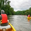 River kayaking — Stock Photo #10748413