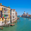 Stock Photo: Canal Grande in Venice, Italy