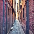 Royalty-Free Stock Photo: Narrow street