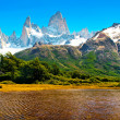 Nature landscape in Patagonia, Argentina — Stock Photo #10749387