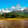 Nature landscape in Patagonia, Argentina — Stock Photo #10749541