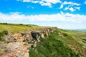 Kır manzarası alberta, kanada — Stok fotoğraf