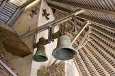 Two Bronze Bells — Stock Photo