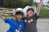 Young Urban Cowboys — Stock Photo