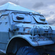 Armored car - Stock Photo