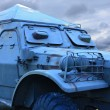 Armored car — Stock Photo