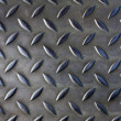 Metal plate texture — Stock Photo