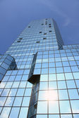 Business glass building — Stock Photo