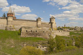 Fortress in Kamenetz Podolsk — Stock Photo