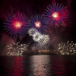 Malta Fireworks Festival — Stock Photo