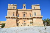 Selmun Palace - Malta — Stock Photo