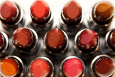 Lipsticks from Above — Stock Photo