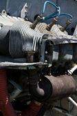 Cessna Engine — Stock Photo