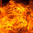 Stock Photo: Flame Background