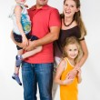 Family — Stock Photo #11023692