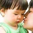 Sweet kiss — Stock Photo #11023821